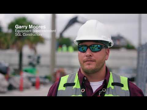 Volvo CE – The Megaproject Listing #1 – Reconstructing Florida's Interstate 4
