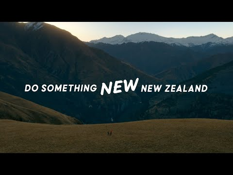 Do Something New, New Zealand ft. Madeleine Sami and Jackie van Beek