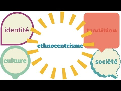 Société, culture, tradition, identité et ethnocentrisme... c'est quoi ?