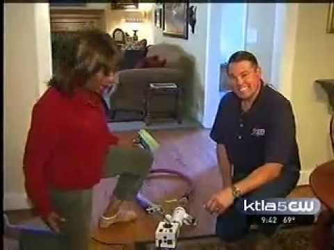 American Leak Detection On KTLA, Part 4
