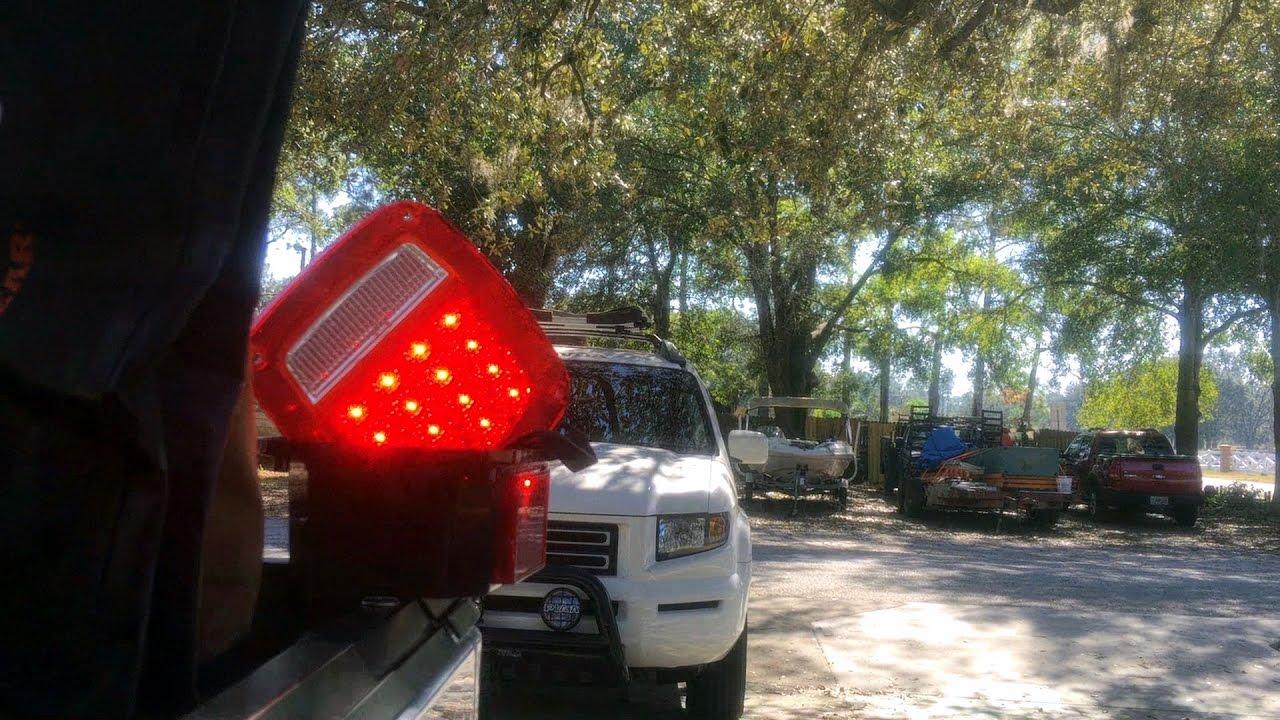 how to fix dim brake lights dim tail lights [ 1280 x 720 Pixel ]