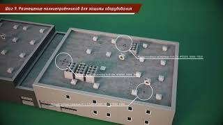 видео Молниезащита зданий и сооружений