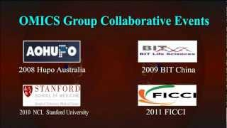 OMICS Publishing Group :: Metabolomics Past Conference Report Video