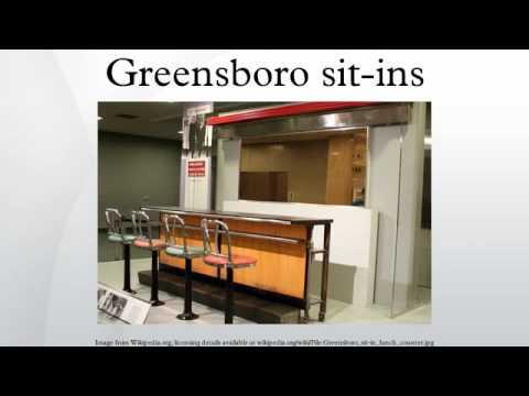 Greensboro sit-ins