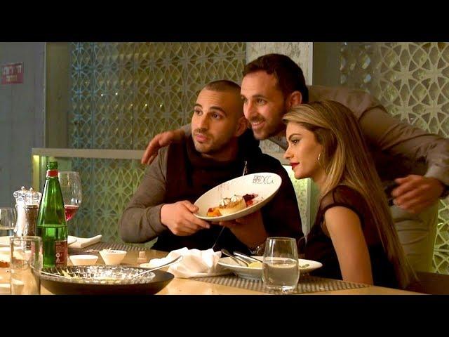 המופע של אלעד לוי פרק 6 - המסעדה (הסתבכתי הפעם!!)