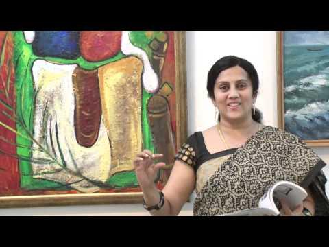 VIKATAN- THANE - ARTIST SHYALAJA.avi