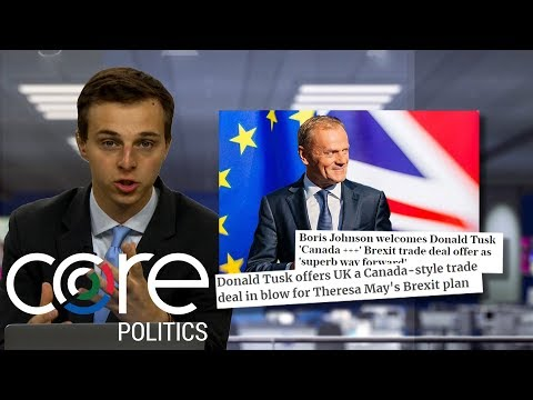 Tusk Offers Brexit Trade Deal, West Accuses Russia Of Cyber-Plots, £20bn End To Austerity