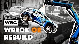 7 Epic Rally Crashes From The Past 20 Years   WRC 2019