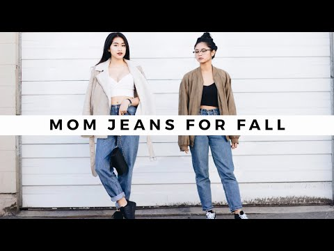 Mom Jeans for FALL