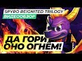 Обзор игры Spyro Reignited Trilogy