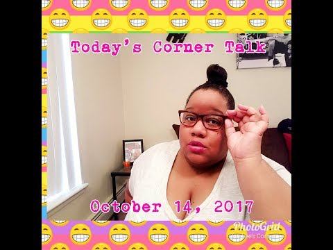 Today's Corner Talk - Celebrity Gossip
