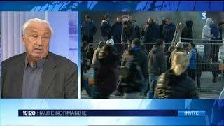 Rouen : Marcel Campion déplore le manque de dialogue des élus