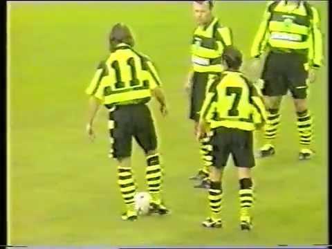 Kilmarnock v Celtic 96 97