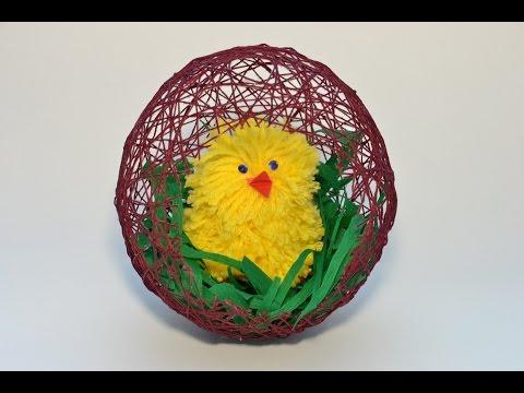 Яйцо и цыплёнок