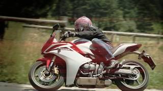 Honda CBR600F Akrapovic Test