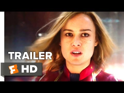Captain Marvel Trailer #2 (2019) | Movieclips Trailers