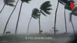 Madagascar cyclone chase inside ENAWO (2017)