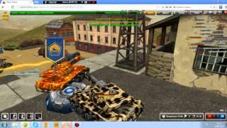 Почти эпик вместе с PROVIRUS006 Tanki Online