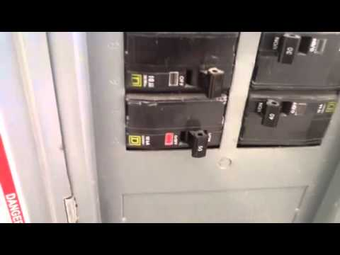 Air Conditioning Not Working Tripped Breaker Maybe Youtube