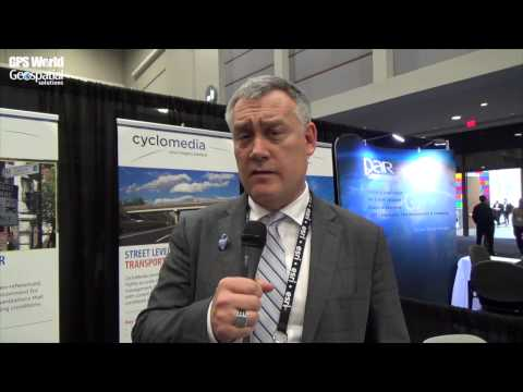CycloMedia Talks HD-Cycloramas, New App, Esri Partnership