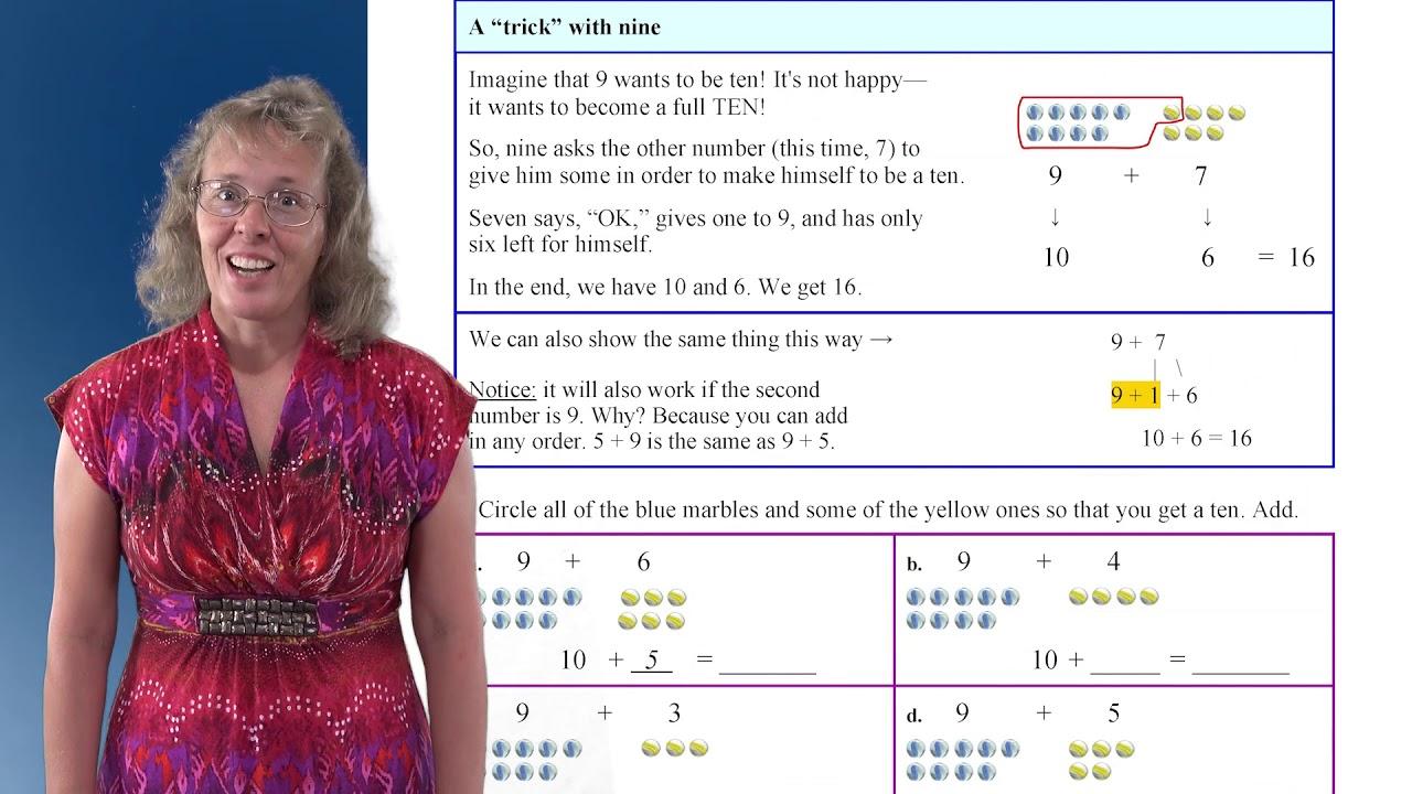 How does Math Mammoth curriculum teach math facts?