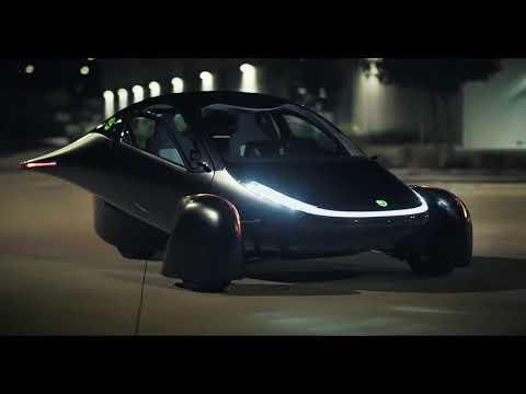 Auto eléctrico solar