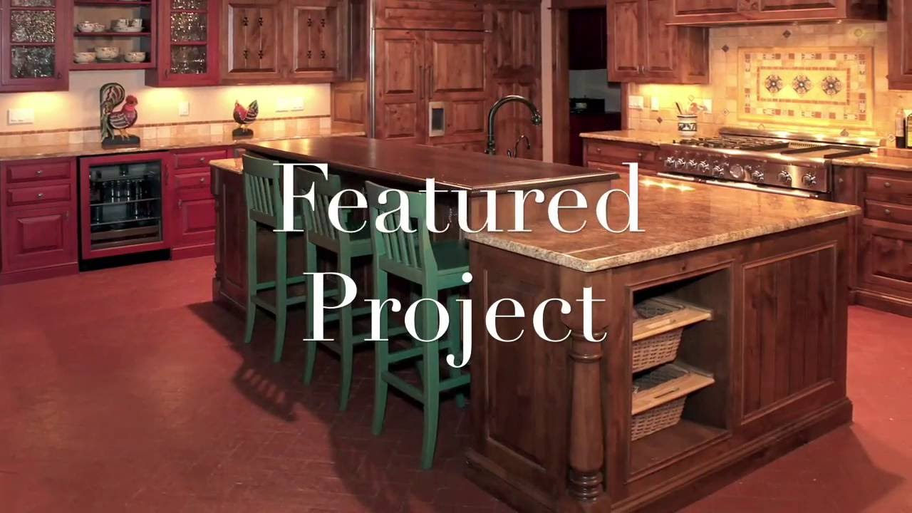 Copper Canyon Granite Countertop Project By Rocky Mountain Stone