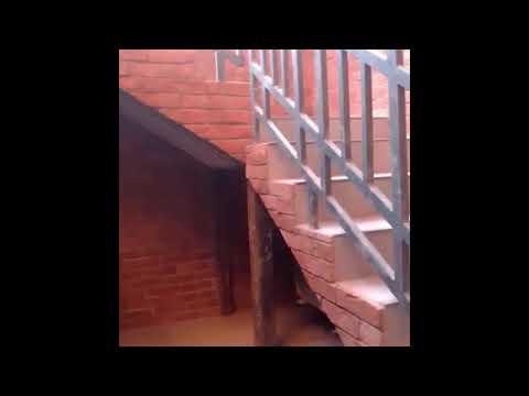 Плитка на лестнице (лестничный марш/лестничный проем)