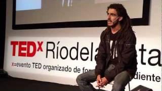 Te invito a creer: Manuel Lozano at TEDxRiodelaPlata
