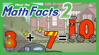 Download Video Meet the Math Facts Level 2 - 3+7=10 MP3 3GP MP4