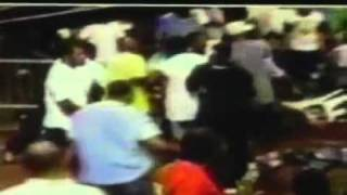 DIPSET FIGHT at Rucker Park (Cocaine City 4)