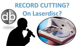 Recording Sound onto a Laserdisc - Is this possible?