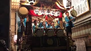 第一本町区納囃子(うちわ祭2018) thumbnail