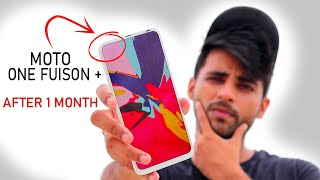 Motorola One Fusion Plus after 1 month - Buy or Not ? 🤔