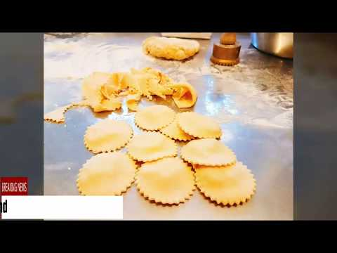 Recipe pumpkin ravioli from the honeymoonchef of prince William and Kate #food #cooking #recipes