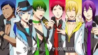 Download ▶ KNB Uta No Prince Sama Maji LOVE 1000% MP3 song and Music Video