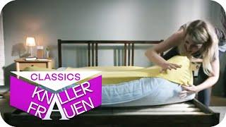 Martina & das störrische Bettlaken