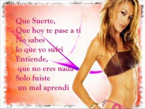 Descargar Cancion Dame Otro Tequila Paulina Rubio Free Download