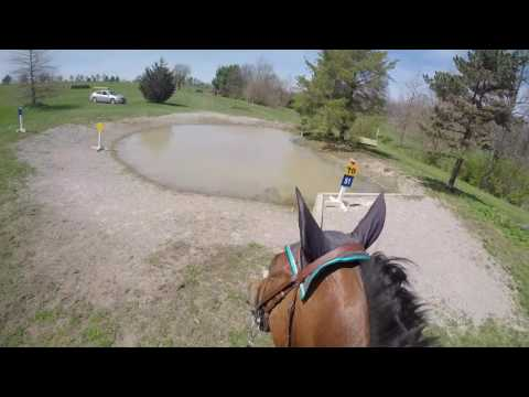Spring Bay HT 2017 XC Helmet Cam