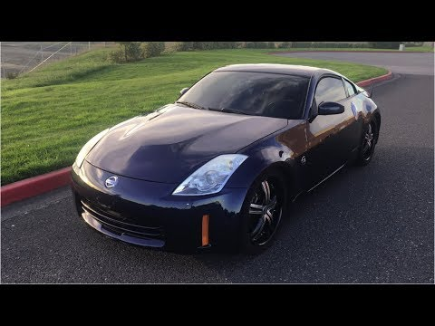 Review on my new 2007 350z