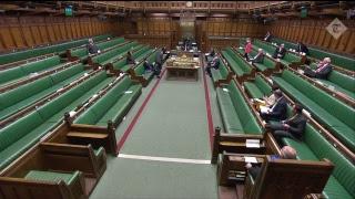 LIVE: MPs vote against a no-deal Brexit