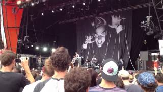 Hives - Big Day Out, Melbourne 2014