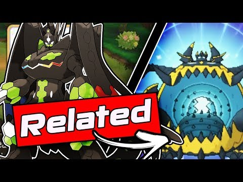 How Are Guzzlord and Zygarde Related? - Pokemon Ultra Sun And Ultra Moon Theory