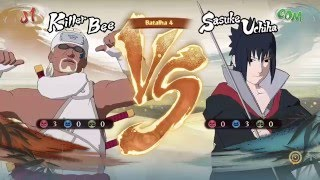 Download Video Naruto Storm 4 Dublado PT-BR Killer Bee vs Sasuke MP3 3GP MP4