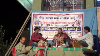 the youngest indian classical musician sanjay vishwanath presented valide yatakamma lakumi