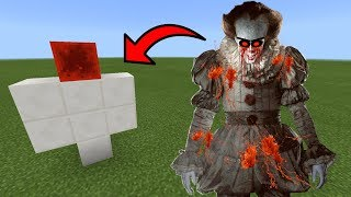 How To Spawn IT.EXE in Minecraft PE