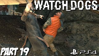 Watch Dogs Gameplay Walkthrough Part 19 - Act 3 - Unstoppable Force - PS4
