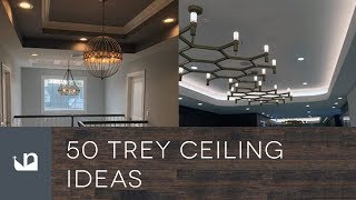 50 Trey Ceiling Ideas