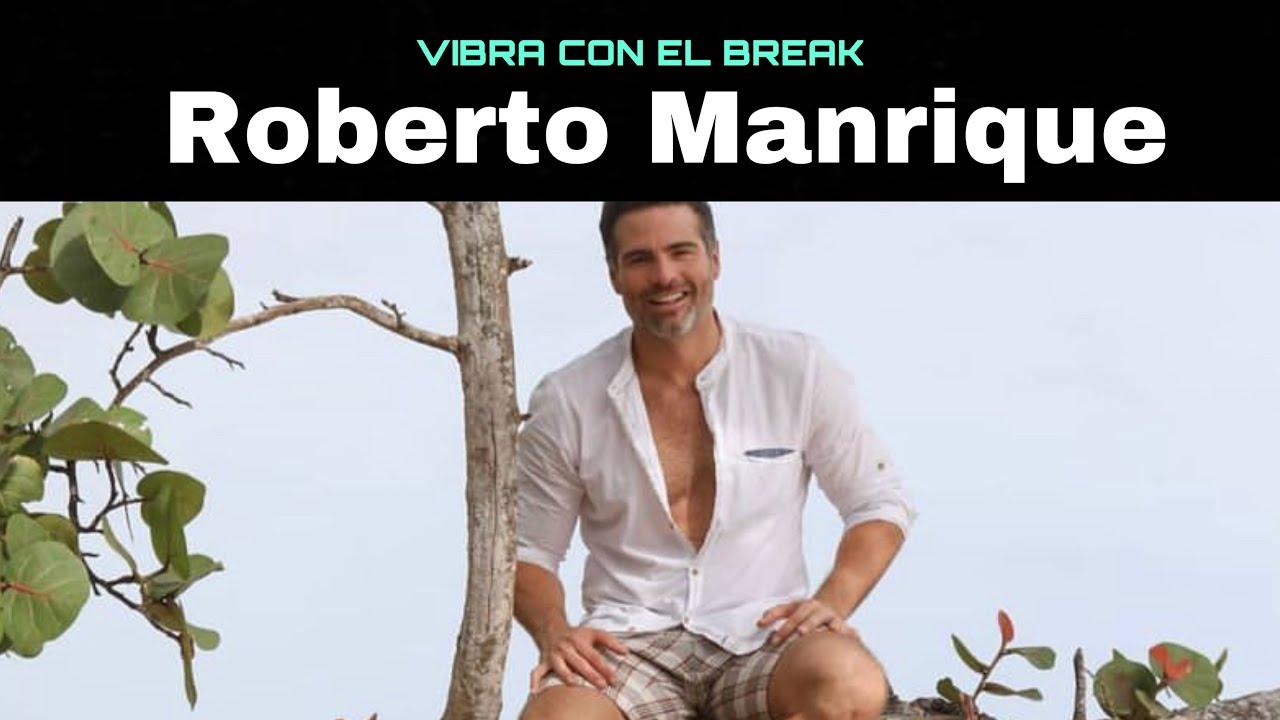 Roberto Manrique estrenará en marzo la serie web #Juntosxla tierra