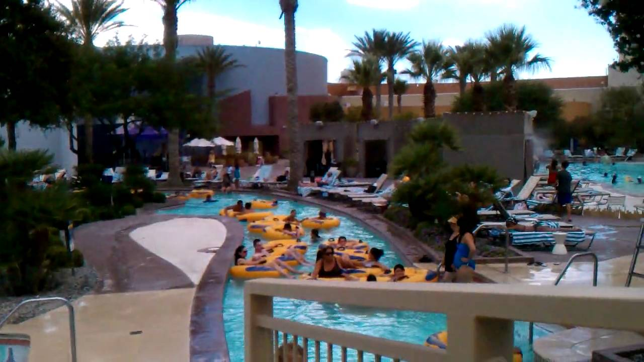 morongo casino lazy pool youtube